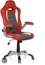Hjh Office Bureaustoel Racer Sport - Rood / Wit