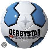 Derbystar Classic Light Wit/Blauw voetbal