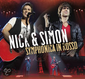 Top 10 Top 10 Pop & Rock: Nick & Simon - Symphonica In Rosso (Dvd+2CD)