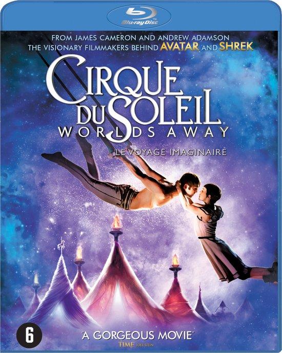 Top 10 Top 10 Klassiek & Jazz: Cirque Du Soleil - Worlds Away (Blu-ray)