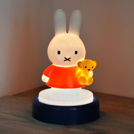 Nijntje 3D - Nachtlampje - LED