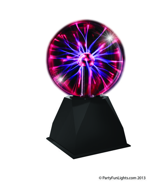 how to make a plasma lamp