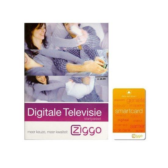 Ziggo smartcard - Digitale televisie via de kabel (DVB-C)