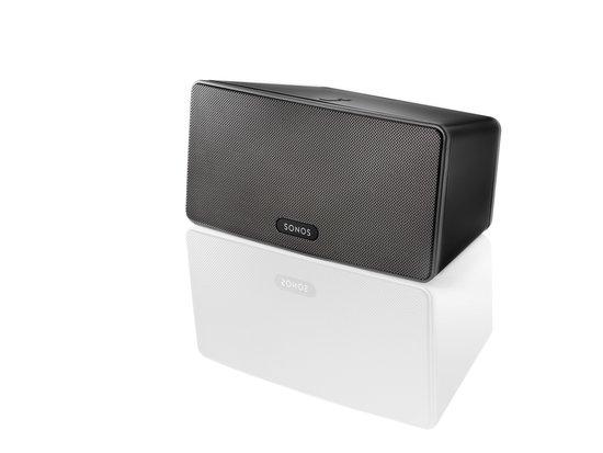 Sonos PLAY 3 - Draadloze speaker - Zwart