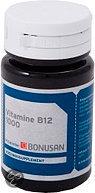 Bonusan Vitamine B12 1000 mcg - 90 Zuigtabletten - Vitaminen