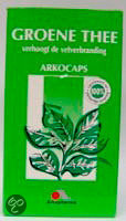 Arkopharma Arkocaps Groene Thee - 150 capsules - Voedingssupplement