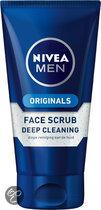 NIVEA MEN Originals Face Scrub
