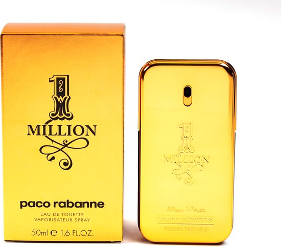 Paco Rabanne 1 Million for Men - 50 ml - Eau de toilette