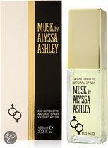 Alyssa Ashley Musk for Women - 100 ml - Eau de toilette