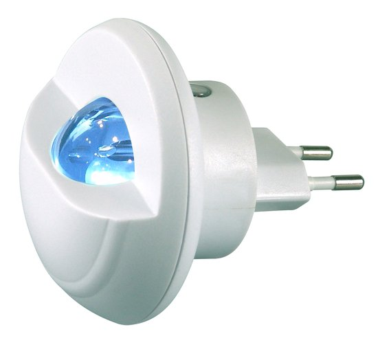 Ranex RX2608 - Nachtlampje - Met dag/nachtsensor - LED - Wit