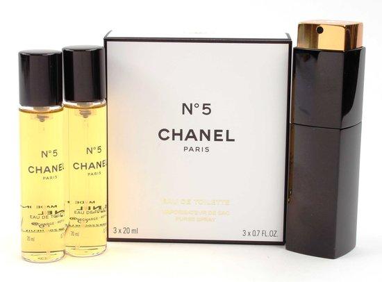 Chanel No.5 - 3 delig - Geschenkset