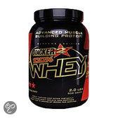 Stacker 2 100% Whey Protein Ephedra Vrij Poeder Banaan - 909 gram - Proteïne