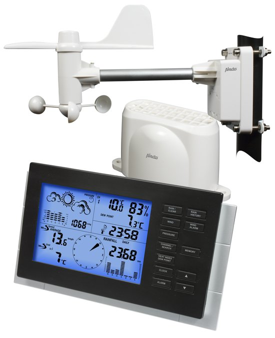 Top 10 Buitenthermometers & Weerstations