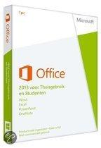 Top 10 Top 10 Software: Microsoft Office Home and Student 2013 - Nederlands / 1 Gebruiker / 1 apparaat / oneindig bruikbaar / Productcode zonder DVD