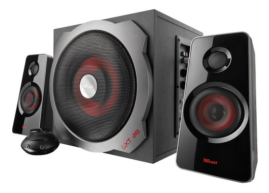 Trust GTX 38 2.1 Ultimate Bass Speakerset