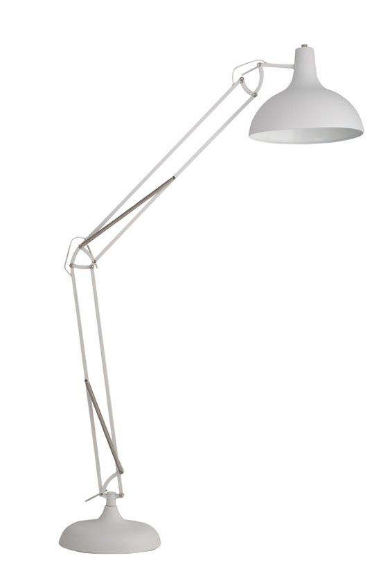 Zuiver Office - leeslamp - wit