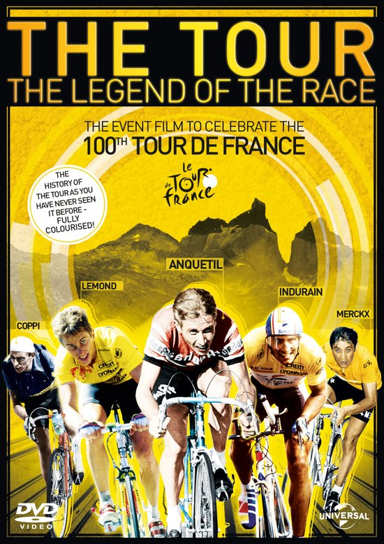 Top 10 Top 10 Vrije tijd, Sport & Lifestyle: The Tour: The Legend Of The Race