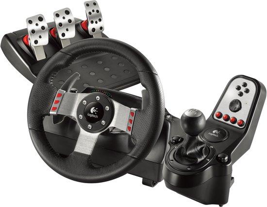 Logitech G27 Gaming Racestuur - Zwart (PC + PS3)