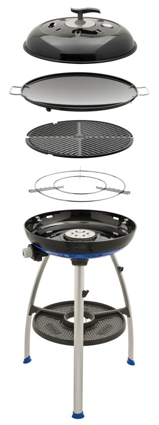 Top 10 Top 10 Barbecues: CADAC Carri Chef 2 Combo Skottelbraai -  Ø 47  cm