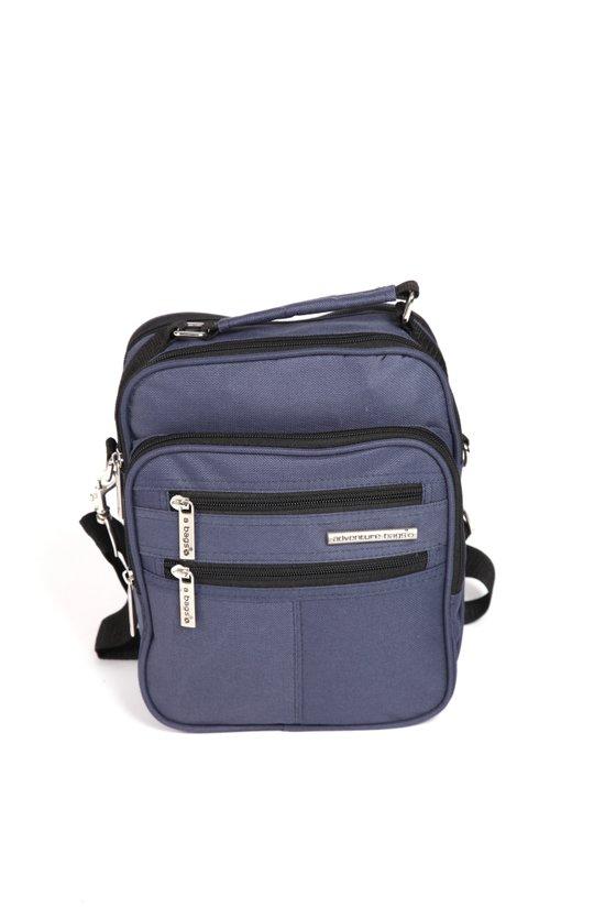 Adventure Bags Reportertas - Klein/Hoog - Navy