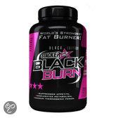 Stacker 2 Black Burn Fatburner Ephedra Vrij Vetverbrander - 120 stuks - Voedingssupplement