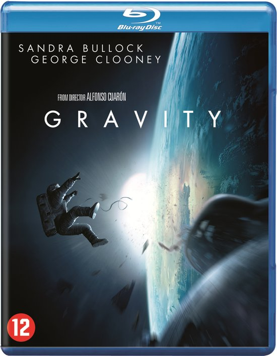 Top 10 Top 10 Thrillers & Crime: Gravity (Blu-ray)