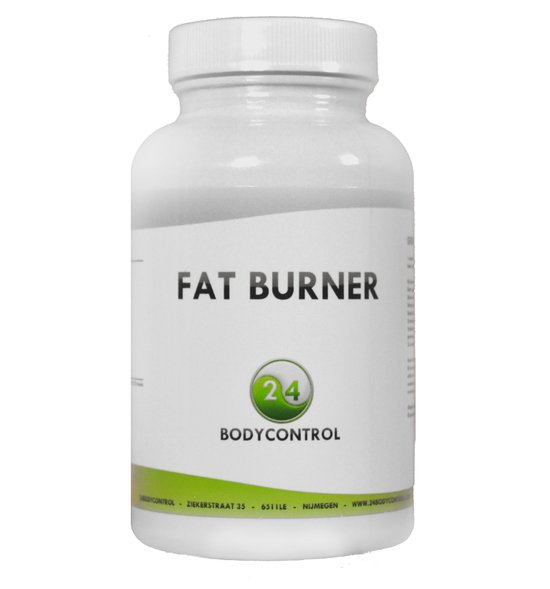 24Bodycontrol Groene Thee Fat Burner - 90 capsules -  Voedingssupplement
