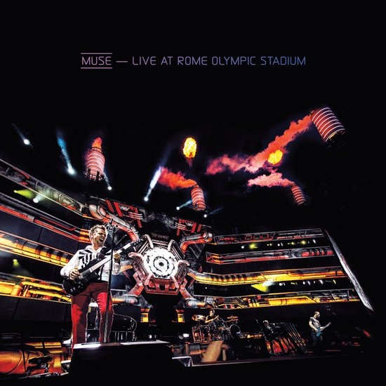 Top 10 Top 10 Pop & Rock: Live At Rome Olympic Stadium (Cd+Dvd)