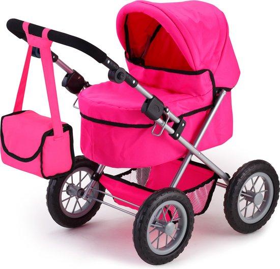 Top 10 Top 10 Poppen & Knuffels: Bayer Poppenwagen Trendy - Roze