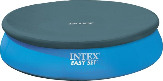 Intex Easy Set Zwembad Afdekzeil - 244 cm