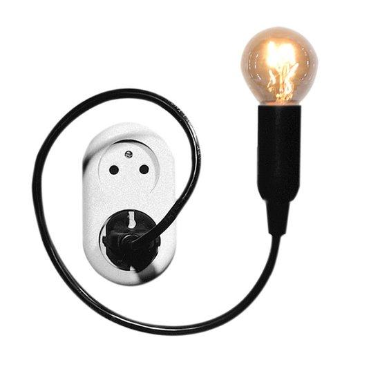 Goods - Wandlamp - Zwart