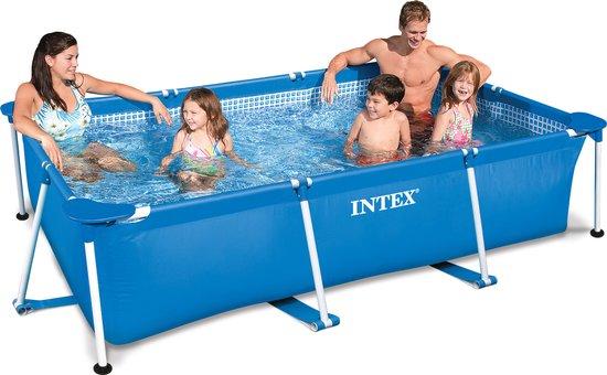 Intex Frame Pool Zwembad - 300 x 200 cm