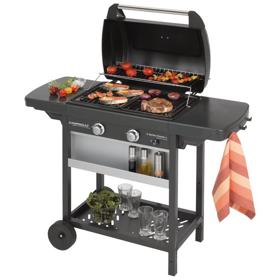 Top 10 Top 10 Barbecues: Campingaz 2 Series Classic L Gasbarbecue