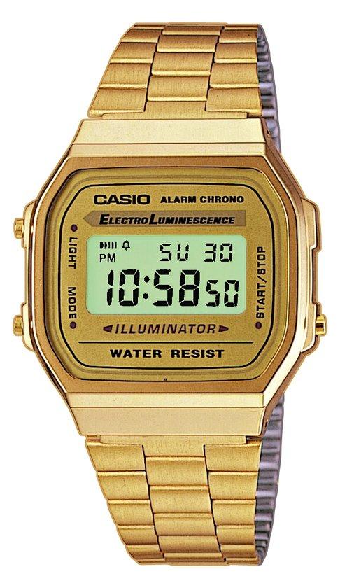 Casio A168WG-9EF- Horloge