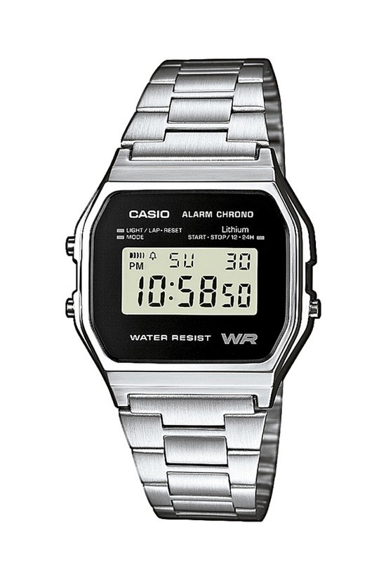 Casio Collection A158WEA-1EF - Horloge