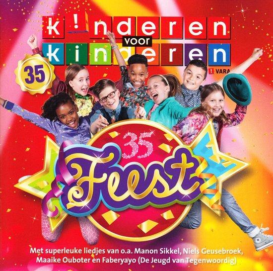 Kinderen Voor Kinderen - Feest! (+ Doeboek) (Deel 35)