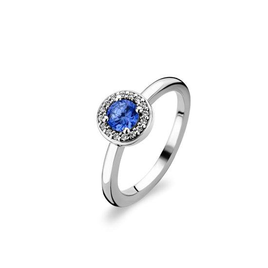 Ti Sento Ring 1857DB - Maat 16.50 mm (52) - Zilver