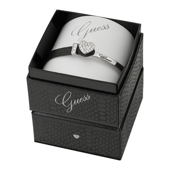Guess Jewellery UBS91307 - Sieraden geschenkset - Messing zilverkleurig PVD