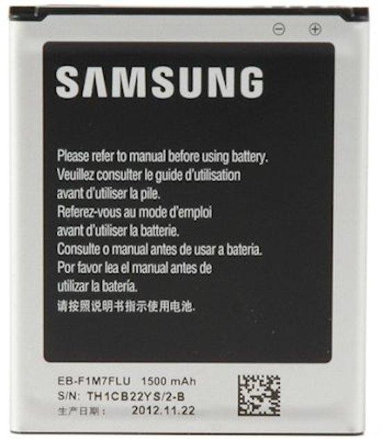 Samsung Galaxy S3 Mini i8190 Batterij EB-F1M7FLU 1500 mAh Accu Origineel