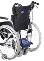 Elektrische ondersteuning rolstoel Click & Go