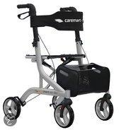 Rollator Caremart EZ-Lite Silver