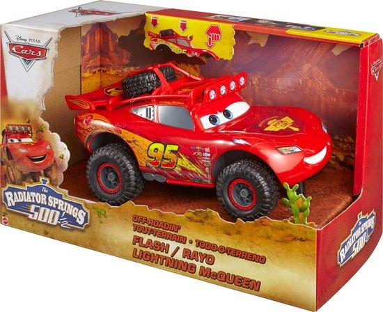 Disney Cars Bliksem McQueen - Raceauto
