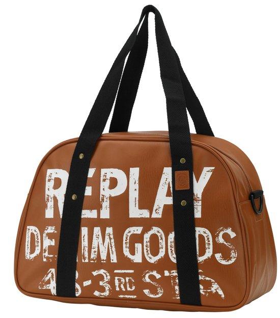 ReplayCore - Bowler Bag - Bruin