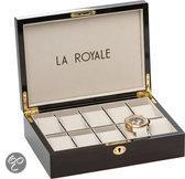 Top 10 Top 10 Horlogeboxen: LA ROYALE Padrino Horlogebox