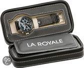Top 10 Top 10 Horlogeboxen: LA ROYALE Viaggio 2 Reisetui