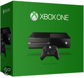 Microsoft Xbox One 500GB Console + 1 Wireless Controller - Zwart Xbox One
