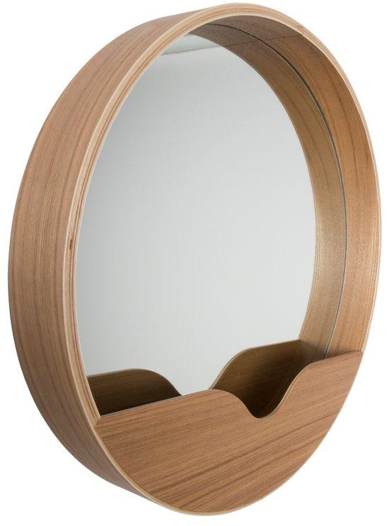 Top 10 Top 10 hangende spiegels: Zuiver Round Wall '60 - spiegel