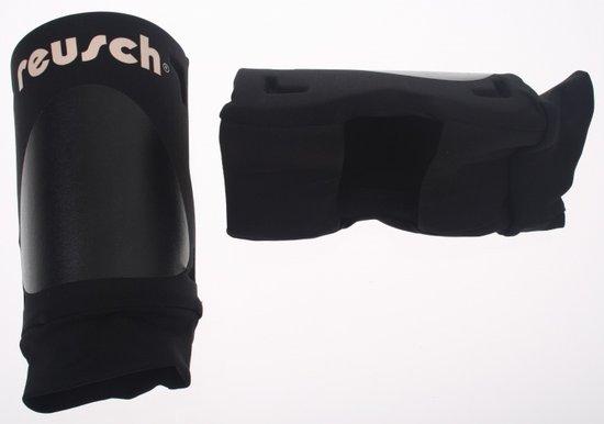 Reusch Kniebeschermer pro zwart maat l