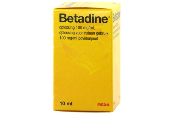 Betadine Opl 15ml