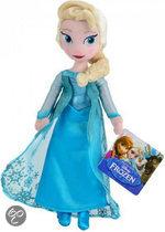 Top 10 Top 10 Poppen & Knuffels: Disney Frozen Elsa - 25 cm - Knuffel